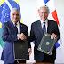 Histórico: canciller Miguel Vargas firma seis acuerdos con Brasil en visita oficial; uno de los convenios suprime visados