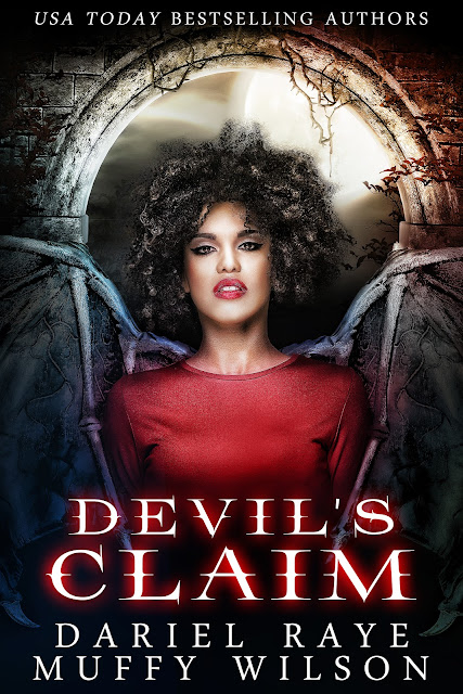"""Devil's Claim"": ""Wings of the Wicked' Boxed-set with Giveaway"