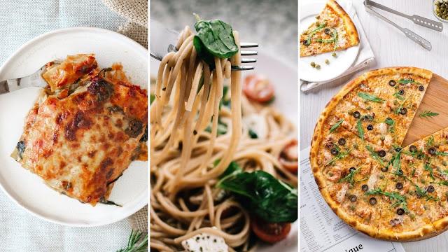 Relish The Delicacies of Exquisite Italian Food!