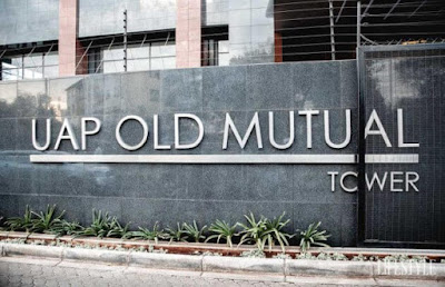 UAP Old-Mutual tower main offices