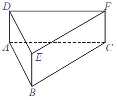 prisma tegak segitiga