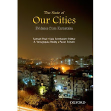 The State of Our Cities: Evidence from Karnataka