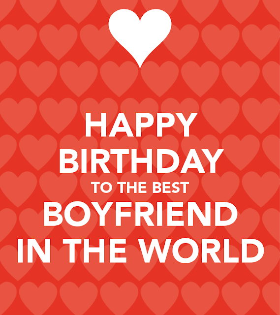 Happy Birthday Boyfriend HD Wallpapers Free Download