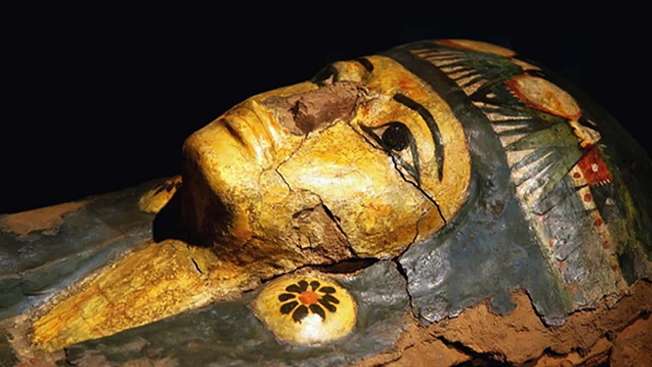 Estudio demuestra que ADN extraído de momias egipcias procede del Próximo Oriente y Europa