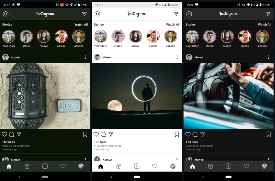 Latest Jetpack Compose Android App projects