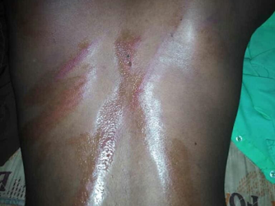 Secondary School Students Flogged Mercilessly For Calling Themselves Marlians. PHOTOS