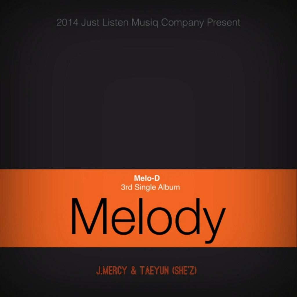 [Single] Melo-D – Melody