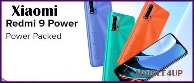 أطلقت Xiaomi رسميًا هاتف Redmi 9 Power نسخة محسنة