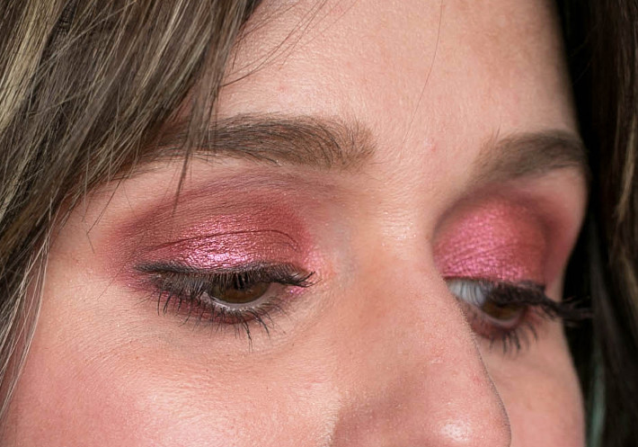Urban Decay Naked Cherry Palette review and three looks