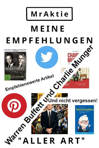 """Meine Empfehlungen """"aller Art"""""""