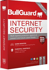 Box BullGuard Internet Security 2021