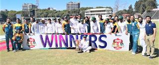 Pakistan tour of Zimbabwe 2-Match Test Series 2021