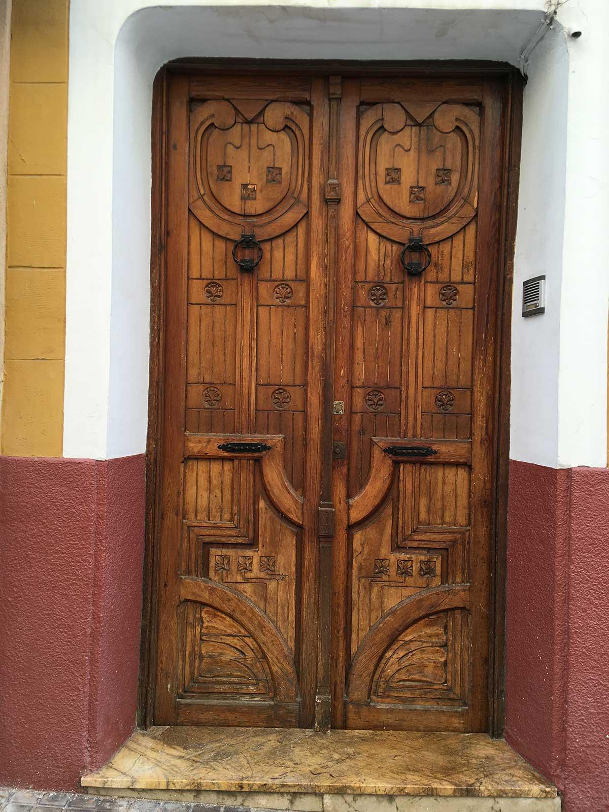 Calle Hospital, Yecla
