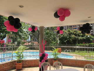 DECORACION MONSTER HIGH 2 FIESTAS INFANTILES RECREACIONISTAS MEDELLIN