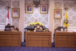 Gubernur Arinal Ajak Tokoh Agama dan Pendidikan Rumuskan Pencegahan Covid-19