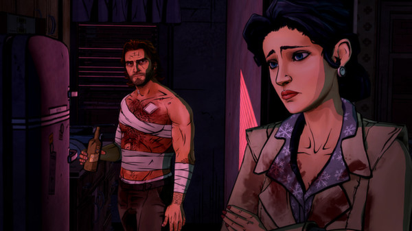 Baixar The Wolf Among Us PC