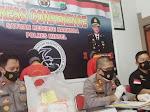 Polres Minsel Tangkap 2 Remaja Beserta Belasan Paket Sabu