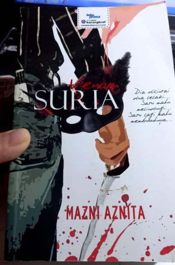 Novel Venom Suria By Mazni Aznita