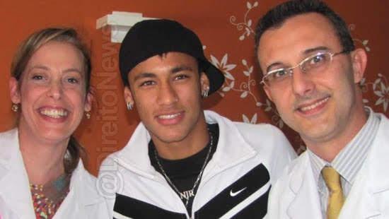 neymar parto filho medico pericia direito