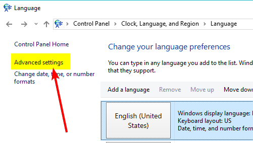 advance-settings-of-language-section-in-windows-computer