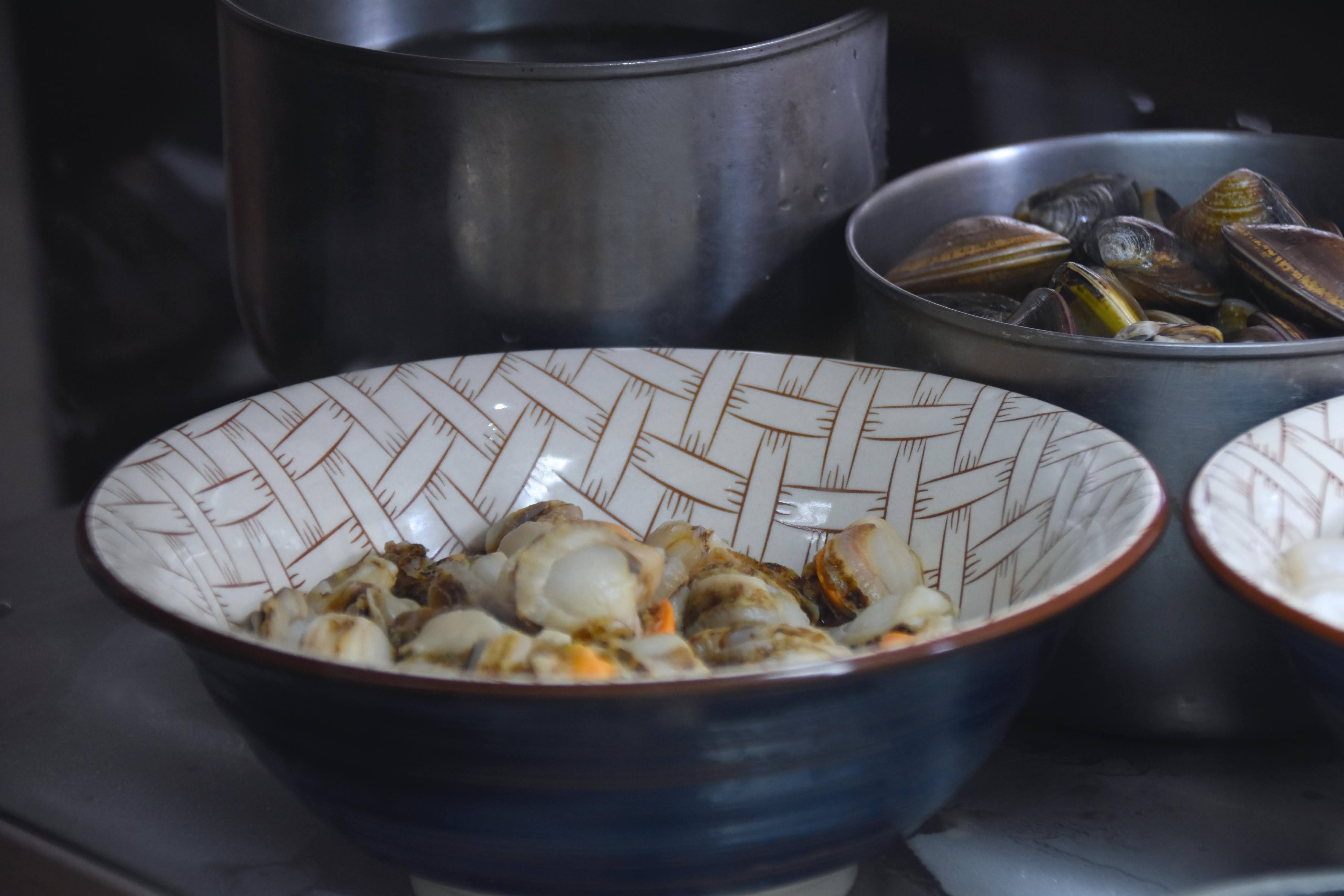 【台南|中西】上豐富海產粥,再次進化的上豐富海產粥2.0,選擇自己想要的海鮮料,組合一碗自己專屬獨特的海鮮粥!🍃
