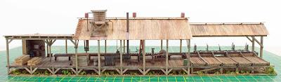 Otto Meyer's Sawmill