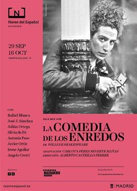 La Comedia de los Enredos, de Alberto Castrillo Ferrer, en las Naves del Español