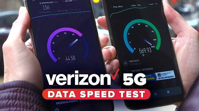 Technology Future: Testing the speed of AT&T 5G gives madness speeds so far