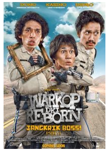 Film Warkop DKI Reborn: Jangkrik Boss! (2016) Bluray