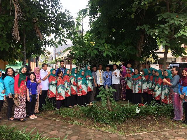 Di Tanjung Duren Utara Peran Posyandu Ditingkatkan
