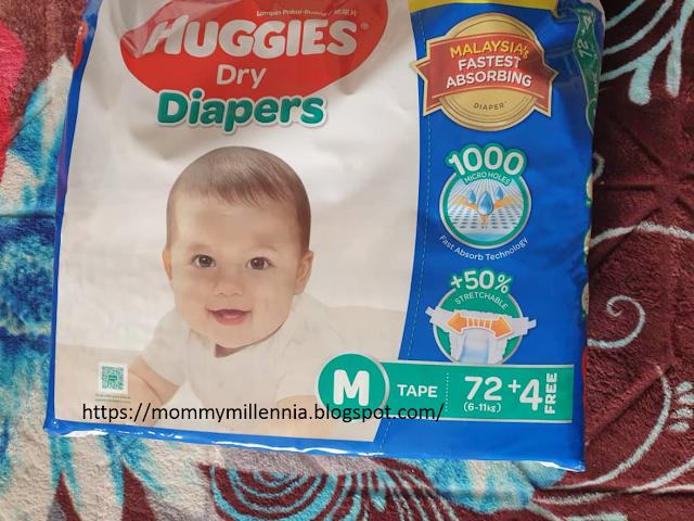 diapers huggies
