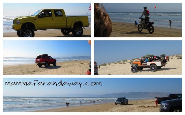 spiaggia california