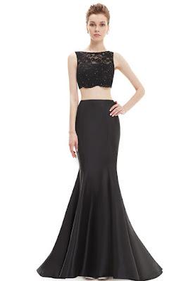 Mermaid Skirt pakai rok ke pesta