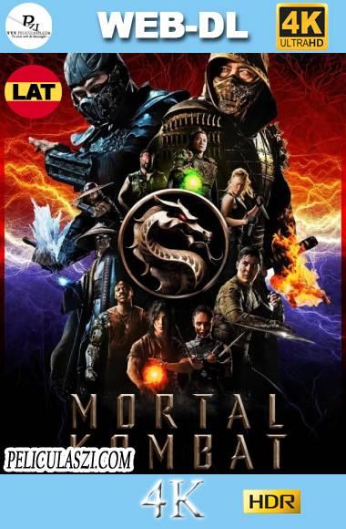 Mortal Kombat (2021) Ultra HD HMAX WEB-DL 4K HDR Dual-Latino VIP