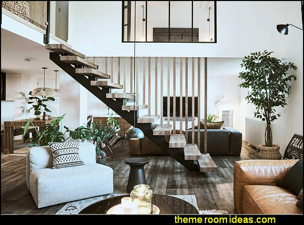 Scandi Rustic Style modern rustic home decorating