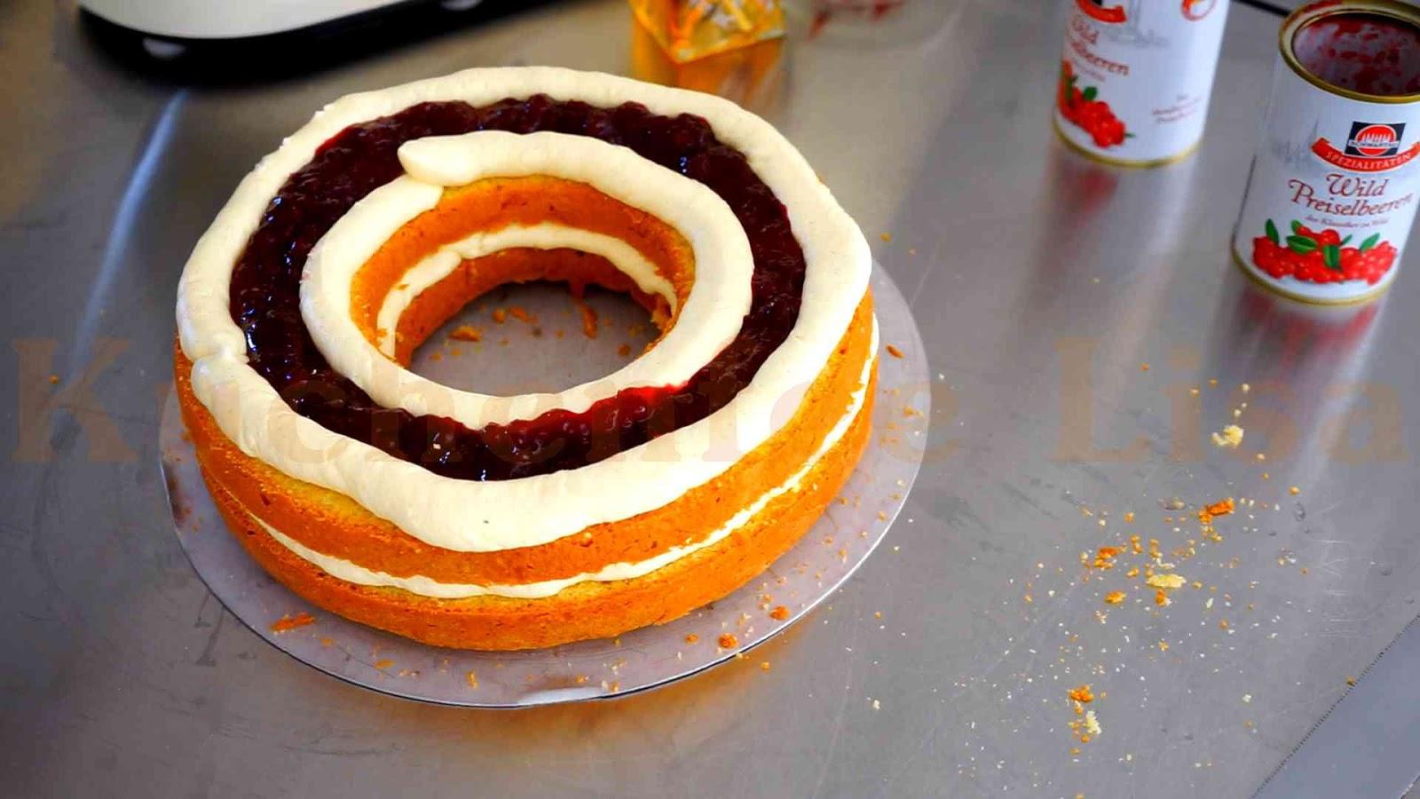 Kuchenfee Lisa Buttercreme ~ frankfurter kranz kuchenfee lisa