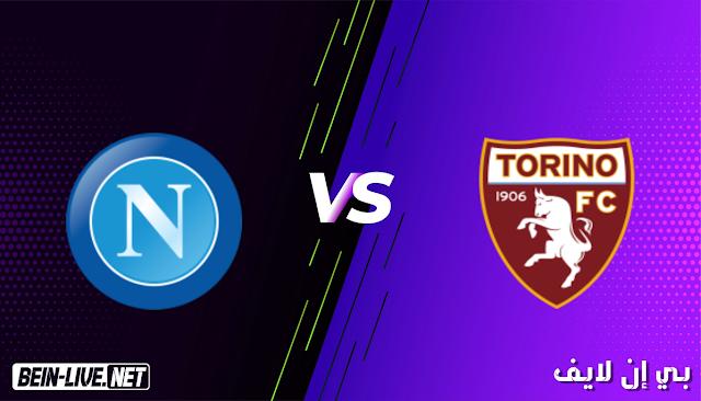 مشاهدة مباراة تورينو ونابولي بث مباشر اليوم بتاريخ 26-04-2021 في الدوري الايطالي