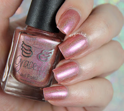 Grace-Full Nail Polish Unicorn Rides | Once Upon a Dream Collection