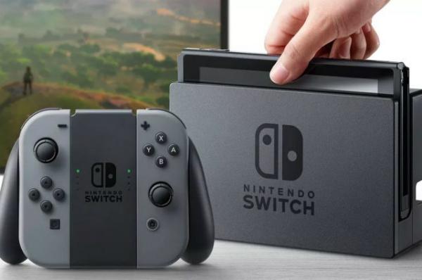 بالفيديو: منصة Nintendo Switch تتعرض لتجربة مثيرة