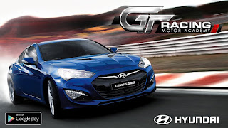 GT Racing Academy Hyundai gameplay cover