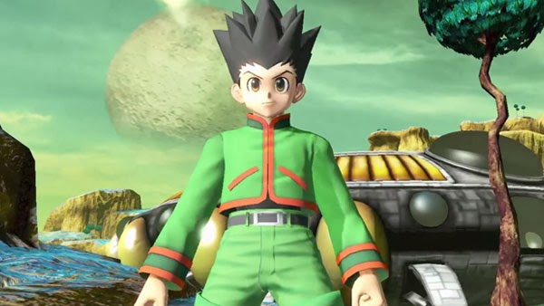 J-Stars Victory Vs, Shounen, Jump, Weekly Shounen Jump, Anime collaboration, games, PS3, Playable Characters, Screenshot, Gon Freecs