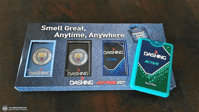 DASHING Anytime EDT, Dashing,