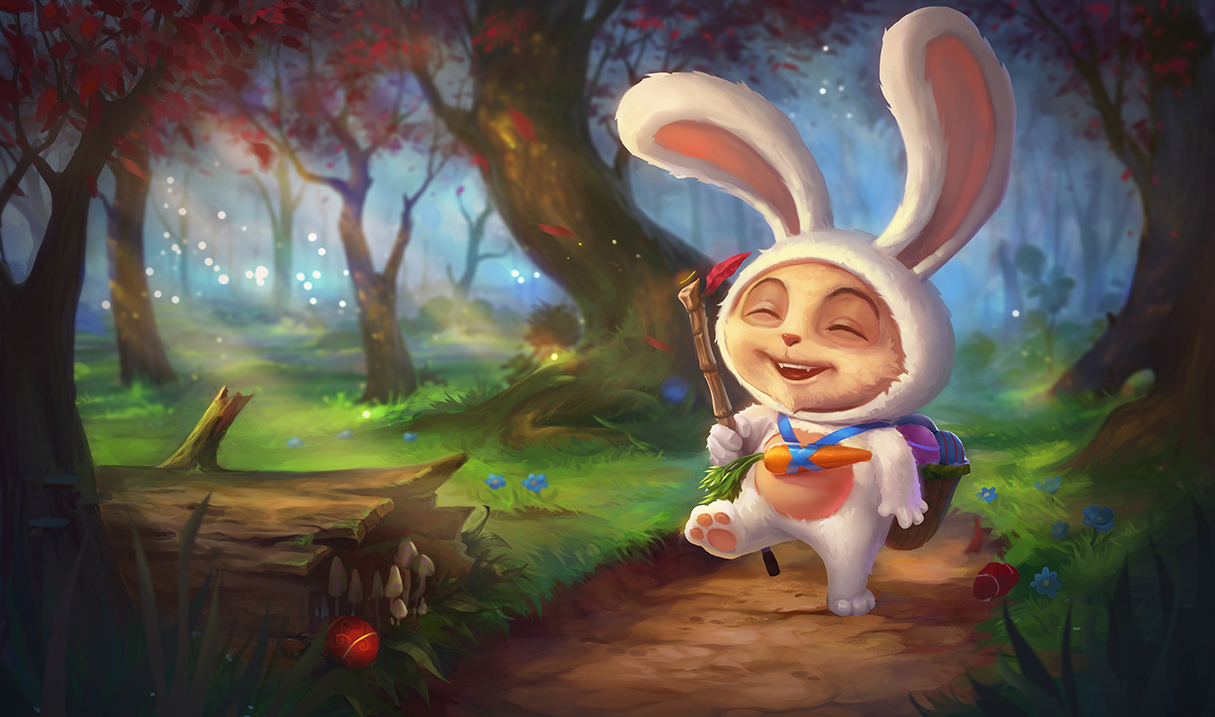 cottontail teemo hd