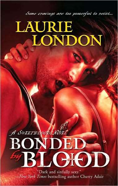 Cover Revealed - Seduced by Blood (Sweetblood 4) by Laurie London