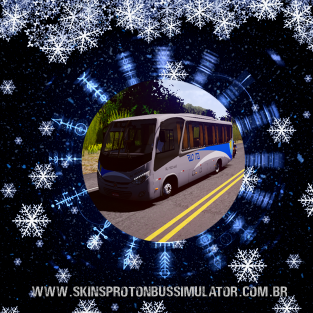 Skin Proton Bus Simulator - New Senior MB LO-916 BT5 Rio Ita