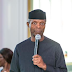 Tempo of trade heightens as Osinbajo takes 'TraderMoni' to Osun