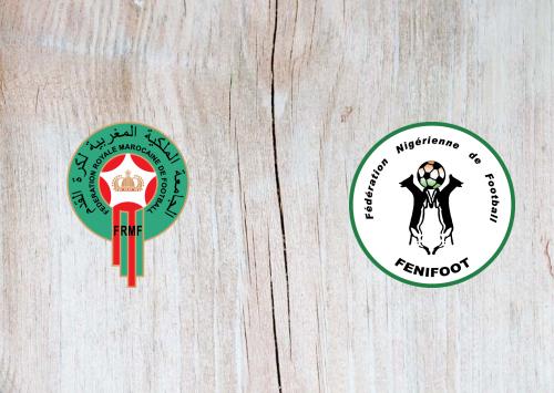 Morocco vs Niger -Highlights 10 September 2019