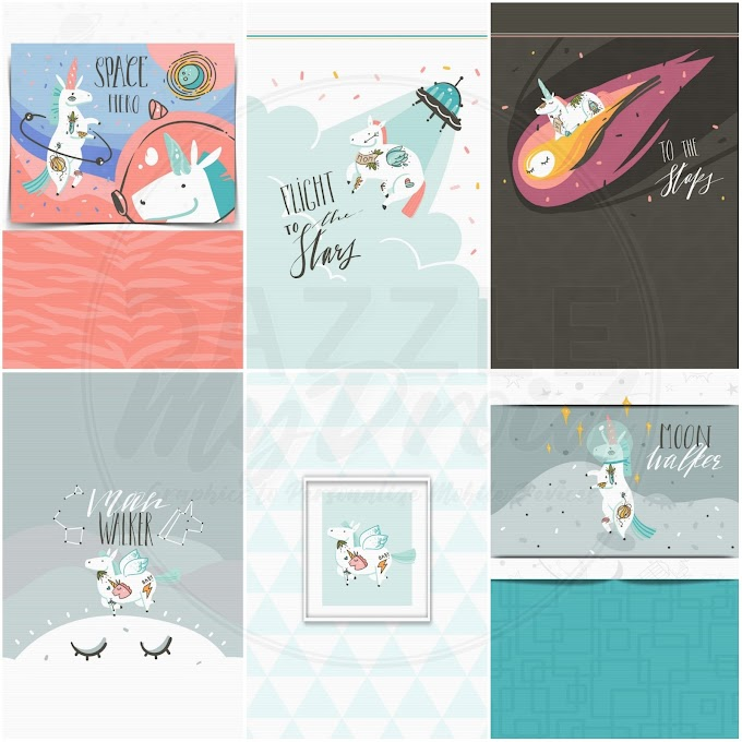 Twinkle Twinkle Wallpaper Set