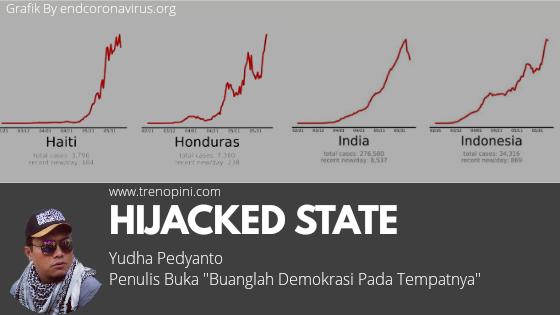 Hijacked state