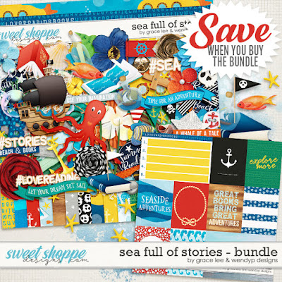 Sea Full of Stories - Bundle